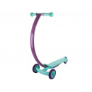 A three-wheeled bow balance scooter for children,