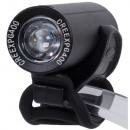 Lampe LED de lampe de poche avant de lumière de vé