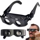 Okulary powiększające lupa do czytania zoom 4x 400