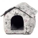 hurtownia Artykuly zoologiczne: Domek buda legowisko dla psa kota budka kojec