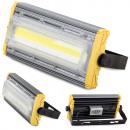 Lampe halogène projecteur led COB 50W linéaire 500