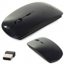 wholesale Computer & Telecommunications: Optical wireless mouse, slim 2.4 GHz