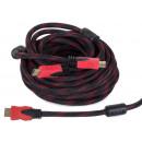 nagyker Computer és telekommunikáció: Kábel HDMI 1.4 4k 3D UHD 10m réz 48 bit