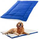 Canapé en tissu mat, lit pour chien 70x53cm