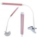 Lampe de bureau Shadowless avec clip cosmétique