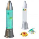 Lampe avec poisson, lampe à eau incroyable 50 cm