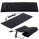 ingrosso Computer e telecomunicazione: Tastiera USB in gomma siliconica siliconica silenz