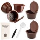 groothandel Huishouden & Keuken: 5 x Dolce Gusto herbruikbare koffiecapsules