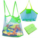 wholesale Bags & Travel accessories: Beach bag, large mesh bag xxl beach