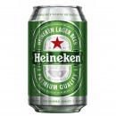 mayorista Alimentos y bebidas: Cerveza Heineken Lata 0,33 Litros 5º (R) 0.33 L.