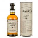 mayorista Alimentos y bebidas: Whisky Balvenie 14 años Peat Week 0,70 Litros 48,3