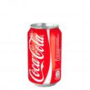 mayorista Alimentos y bebidas: Refrescos Coca Cola Lata De 0,33 Litros 0.33 L.