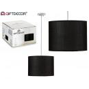 wholesale Lampes: pendant lamp ceiling 30cm black