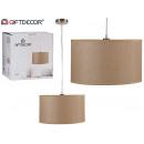 wholesale Lampes: pendant lamp ceiling 35cm beige