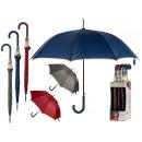 parapluie 8 côtes 3 couleurs avec bordure