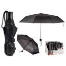 mayorista Maletas y articulos de viaje: paraguas 8 varillas clásico negro
