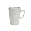 360 cc white porcelain mug