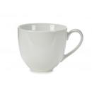 nagyker Háztartás és konyha: 460 cm3-es fehér porcelán reggeli tál