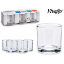 grossiste Verres: set de 6 verres à shot 60ml