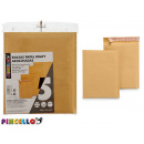wholesale Gifts & Stationery: padded kraft paper bag 5 pieces