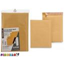 hurtownia Wszystko dla firmy: wyściełana torba papierowa Kraft 4 sztuki