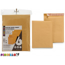 Padded kraft paper bag 6 pieces