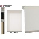 wholesale Curtains & Drapery:cream blind 120x180 cm