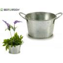 low zinc planter
