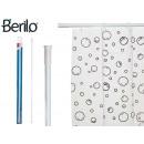 nagyker Fürdő- és frottír termékek: fehér kihúzható zuhanyfüggöny rúd