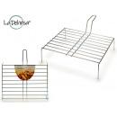 wholesale Barbecue & Accessories: grille chuleton zincada 30 x 27 cm