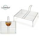 wholesale Barbecue & Accessories: grille chuleton zincada 38 x 27 cm
