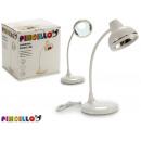 wholesale Computer & Telecommunications: plastic lamp flexo usb round white