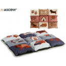 pet cushion 58x80 colors 2 times assorted