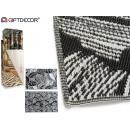 120x180cm große Teppichfolien aus Kunststoff