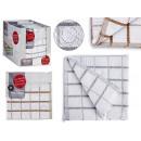 Großhandel Computer & Telekommunikation: Stoff Mikrofaser 50x50cm Gemälde sortiert bei