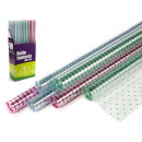 rolls bioflor 70x150cm colors 3 times assorted
