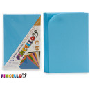 set of 10 sheets eva rubber blue 20x30cm