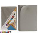 set of 10 sheets eva gray rubber 20x30cm