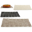 wholesale Table Linen: rectangular table mat 45x30cm, colors 3 times s