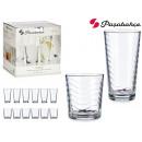 set of 12 bull glasses 390ml + 500ml