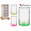 mayorista Casa y cocina: vaso tin can color fluor 480ml, 3 veces surtido