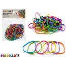set of large elastic elastic bands