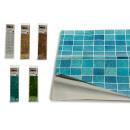 gresite adhesive panel 60x90cm 6 times assorted