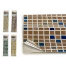 Adhesive panel tile 60x90cm assorted