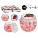 désodorisant gel rond fruits rouges 120gr