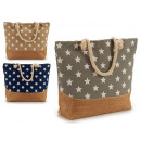 wholesale Miscellaneous Bags: bag beach stars colors 3 times assorted