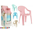 rattan plastic child chair, 4 times assorted co
