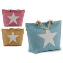 nagyker Táskák és utazási kellékek: táska fogantyú kötél csillag színek 3 szer ...