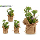 pflanze artifi blumen topf sack klein 4 mal s