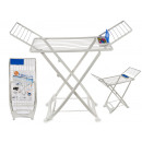 wholesale Laundry: venda white resin drying rack 16m